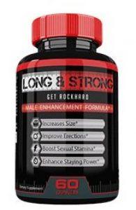 Long Strong - Ár, vélemények és hatások. Honnan vásároljuk meg? A gyógyszertárból, az Amazonról, vagy a gyártó hivatalos honlapjáról?