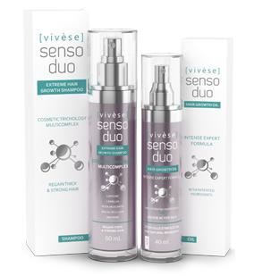 Vivese senso duo shampoo, hogyan kell használni, összetevők, összetétele, működik